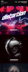 20 CD Artworks PSD by MrSuma