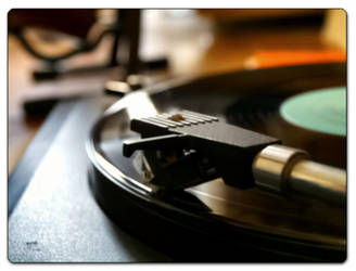 Vinyl by RocknRollwoman