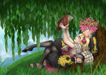 [Video] DRAW IT AGAIN! My Old- First NaLu! by IsaYuki