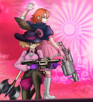 Nora and Haru - Noira by LobbyRinth