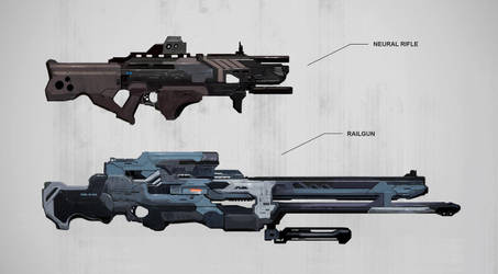 Guns1 by Nookiew