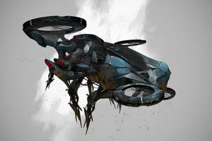 Repair Drone by Nookiew