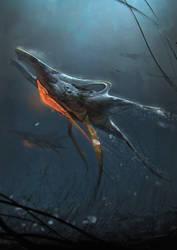 Deep Sea Creature by Nookiew