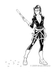 Baroness Inks by gravyboy