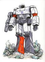 Megatron by gravyboy