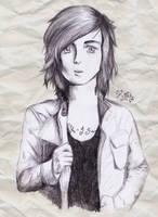 Kellin Quinn by IgnaciaH