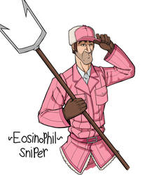 Eosinophil Sniper by DeathRage22