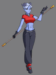 Instructor by Thundragon15
