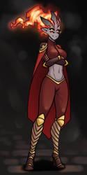 Noble Fyxx by Thundragon15