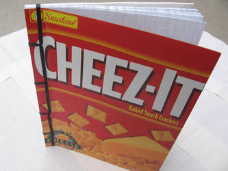 cheez its book by pipdiddly
