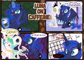 Too Much Caffeine... by Darkest-Lunar-Flower