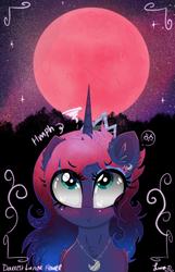 I am Red by Darkest-Lunar-Flower