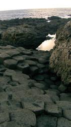 Rock Pool by LittleRedRahRah