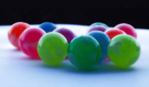 Bouncing Balls by linkitch