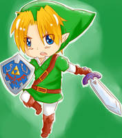 Chibi Link by MOON231