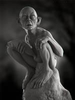 Gollum by FabioPPaiva