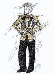 Adam Lambert - Wildlife by dojjU