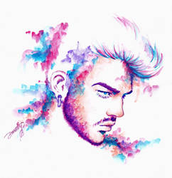 Adam Lambert - Dream by dojjU