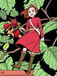 Arrietty by Tallychyck