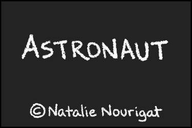 Astronaut animatic by Tallychyck