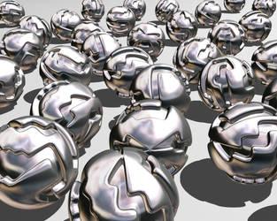 Chrome Army by devora