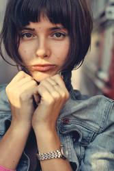 Maria portrait by jemochka