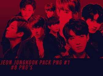 Pack Png #03 - Jeon Jungkook [BTS] by TOXYE