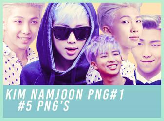 Pack Png #04 - Kim Namjoon [BTS] by TOXYE