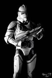 The trooper 3 by hordel