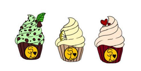 Mystery Point Adopt - SugarLuvs - Cupcakes Batch 1 by SugarStarAquaria