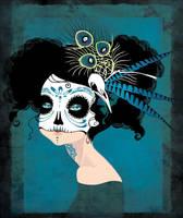 Lady Death by blackBanshee80