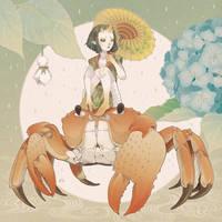 Sotto la pioggia di giugno by blackBanshee80