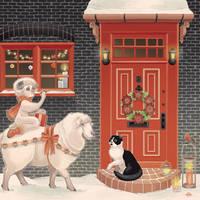 Il giorno di Natale by blackBanshee80