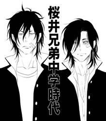 Sakurai_Brother by Zoo-chan