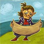Summer of Zelda - Linebeck by jazaaboo