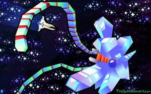 OILD: Crystal World by jazaaboo
