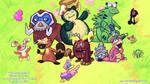 Pokemon OK! by jazaaboo