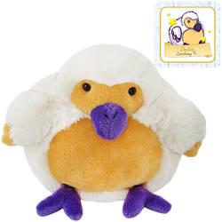Squishy Dodo! by jazaaboo