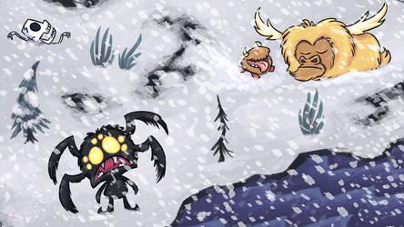 OILD: King of Winter by jazaaboo