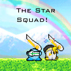 Star Squad Contest(closed) by BoltBlades12