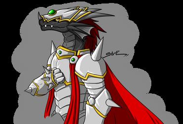 Zark the Dragon Knight by StringEnsemble