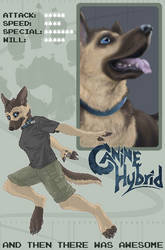 Riley's AWESOME Pixel ID by CanineHybrid