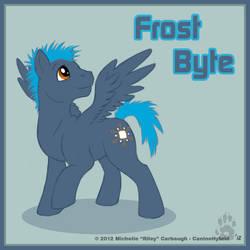 Frost Byte by CanineHybrid