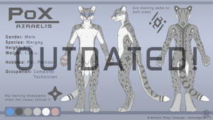 PoX Azraelis -Reference Sheet [OUTDATED] by CanineHybrid