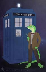 Geckos On A Spaceship [RMFC 2013] by CanineHybrid