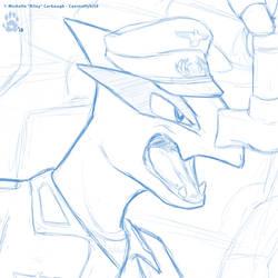 [OTS] Lugia Commander by CanineHybrid