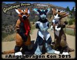 #Angel Dragon Con 2015 by CanineHybrid
