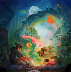 The Magic in the Ordinary by Kalkri