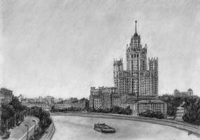 Moscow's high-riser by n-11
