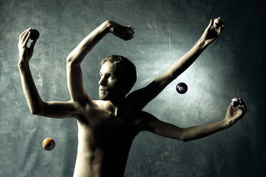 The Juggler by spock84